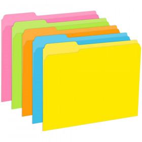 Game Folders Brite Colors