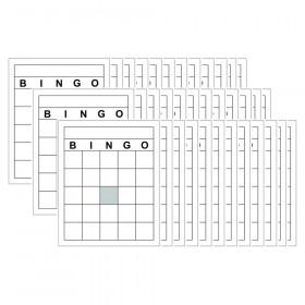 Blank BINGO Cards, 36/pkg