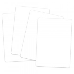 Blank Playing Cards, White, Pack of 52