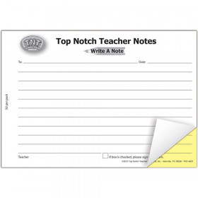 Write a Note, Carbonless Notes, Pack of 50