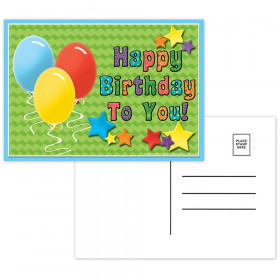 Postcards Happy Birthday To You