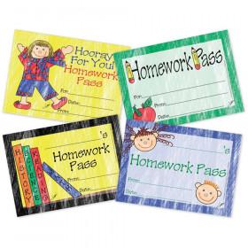 Reward Cards Homework Pass, Pack of 32