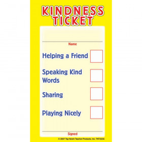 Kindness Tickets, Pack of 32