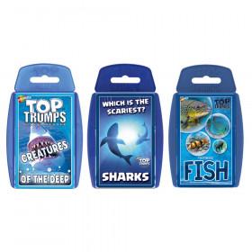 Top Trumps Bundle-Sea Life