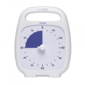 PLUS 120 Minute Timer, White