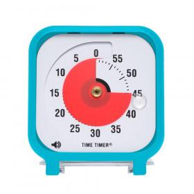 "Time Timer Original 3"" Sky Blue 60 Minute Timer"