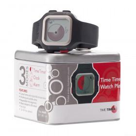 Watch PLUS, Watch Timer, Large, Grey