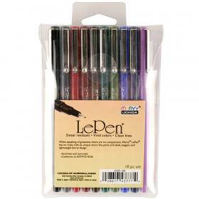 LePen, Dark, 10 colors