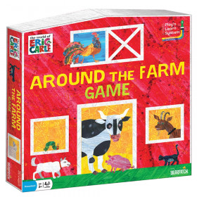 The World of Eric Carle Around the Farm Game