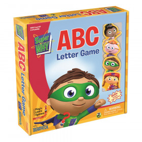 Super WHY! ABC Letter Game