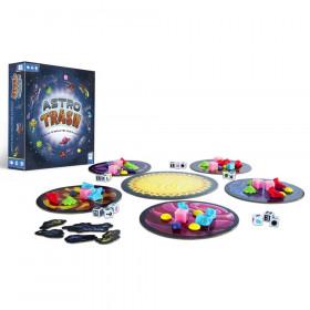 Astro Trash Game