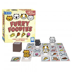 Furry Foodies Game