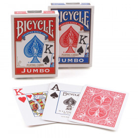 Jumbo Index Playing Cards