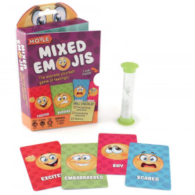 Mixed Emojis Children's Card Game