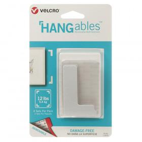HANGables 3in x 1 3/4in corners. 4 ct. 6/24