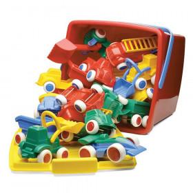 Maxi Bucket, 18 Assorted Pieces