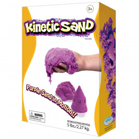 Kinetic Sand 5Lb Purple