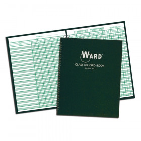 Class Record Book, 9-10 Week Grading Periods