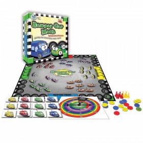 Bumper Car Math Game, Multiplication/Division