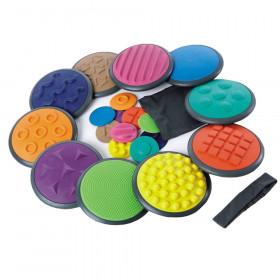 Tactile Discs - Complete Set of 10