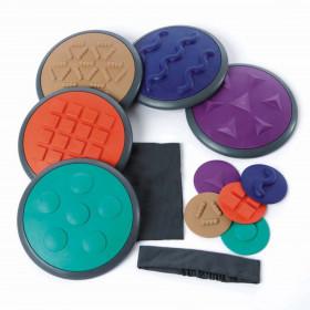 Tactile Discs - Set 2