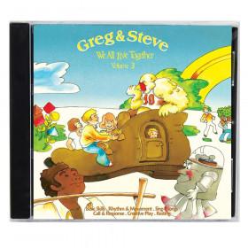 Greg & Steve: We All Live Together Vol. 3 CD