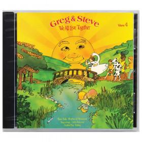 Greg & Steve: We All Live Together Vol. 4 CD