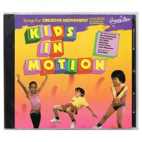 Greg & Steve: Kids in Motion CD