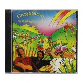 Greg & Steve: We All Live Together Vol. 5 CD