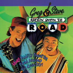 Greg & Steve: Rockin' Down The Road CD