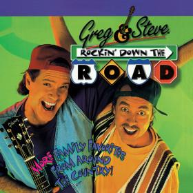 Greg & Steve: Rockin' Down The Road CD