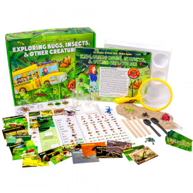 The Magic School Bus: Exploring Bugs, Insects, and Other Creatures