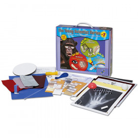 Experiment Kit Bones And Muscles The Senses Light