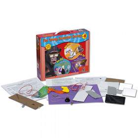The Young Scientist Science Experiment Kit: Mirrors  Electricity  Circuits and Electromagnets