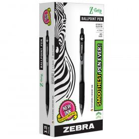 Z-Grip Mini Ballpoint Pen, Black