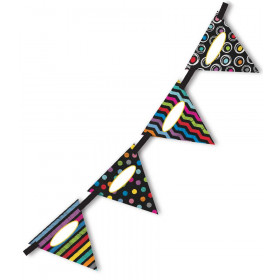 Colorful Chalkboard Bunting