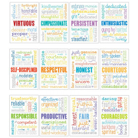 Positive Behavior Bulletin Board Set