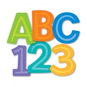 Modern Mix EZ Letters
