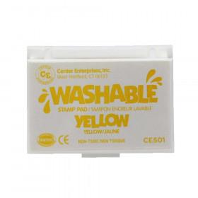 Washable Stamp Pad, Yellow