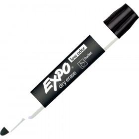 Expo Dry Erase Marker Bullet Tip Black