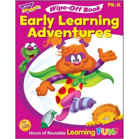 Get Ready for Kindergarten 1 Furry Friends® Wipe-Off® Book