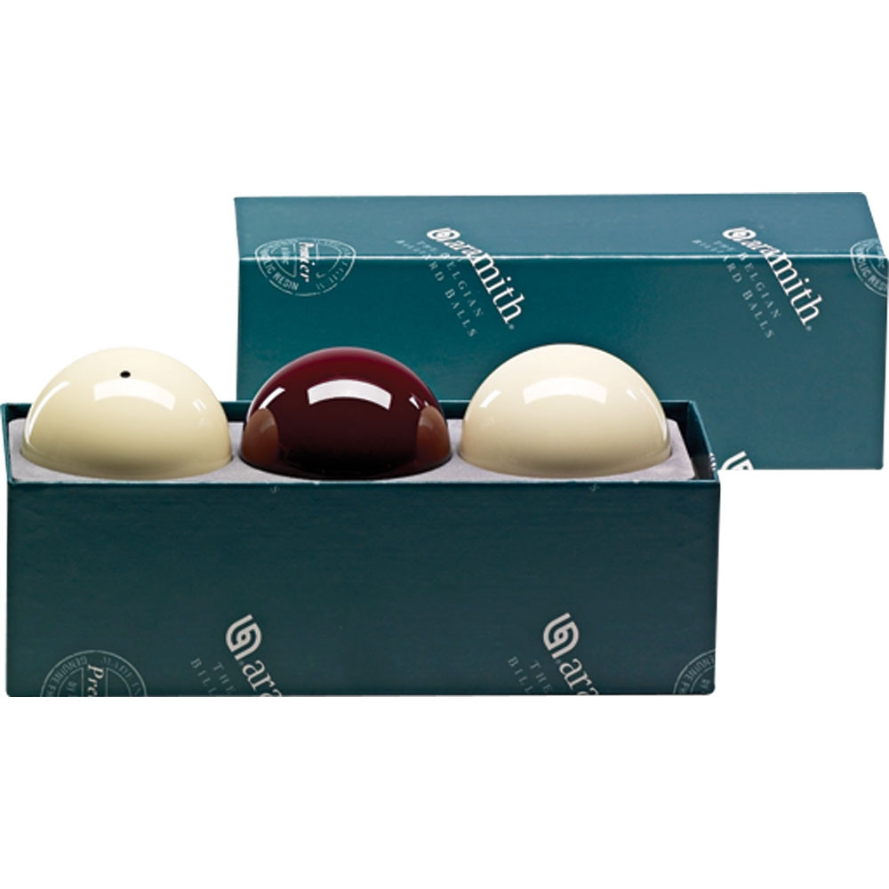 "Aramith Premier 2 3/8"" Carom Ball Set"
