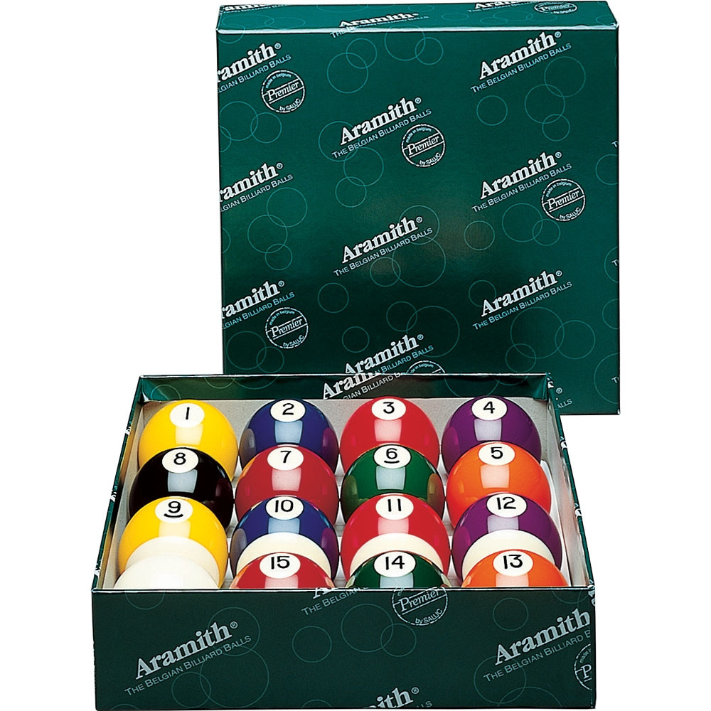Aramith Premier Belgian Billiard Ball Set