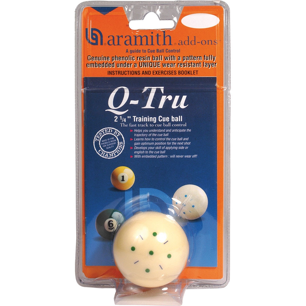 Aramith Q-Tru Training Ball