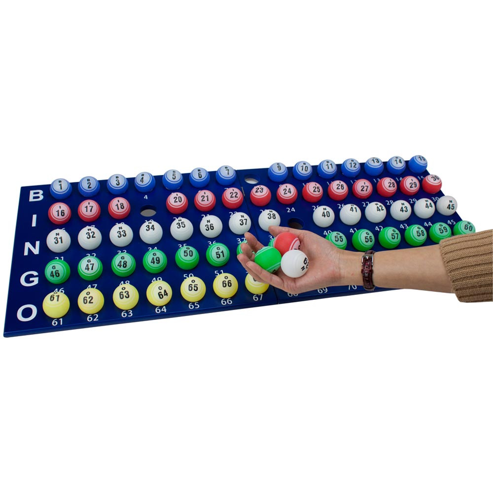 "Professional 19"" Bingo Set"