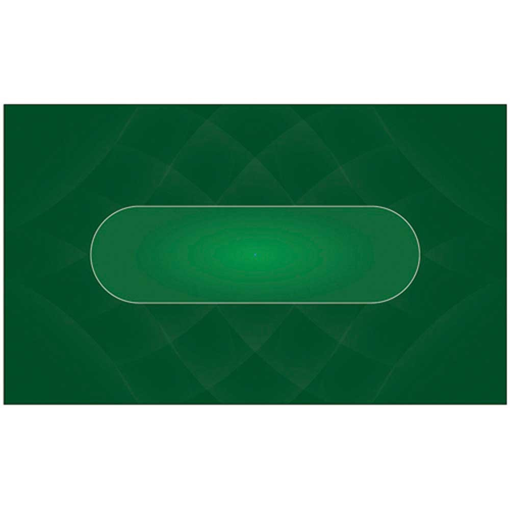 Casino Quality Sublimation Green Poker Table Felt