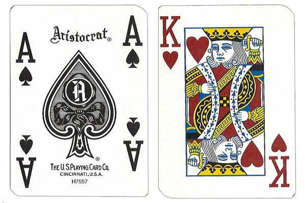 Palace Station Casino Used Playing Cards