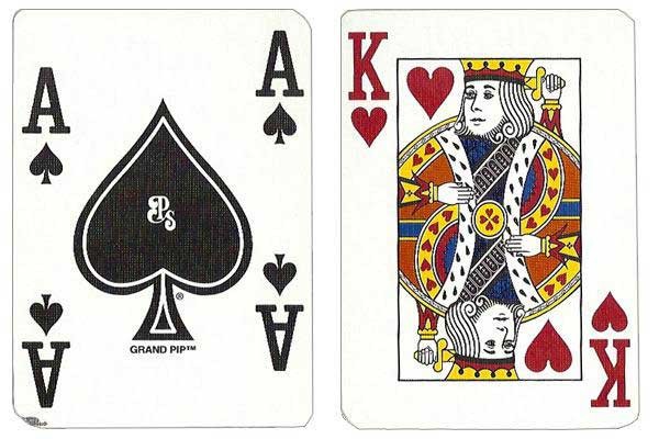 Boulder Station Casino Used Playing Cards