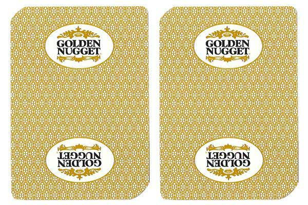 Golden Nugget Casino Used Playing Cards