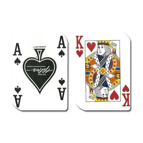 Hilton Casino Used Playing Cards